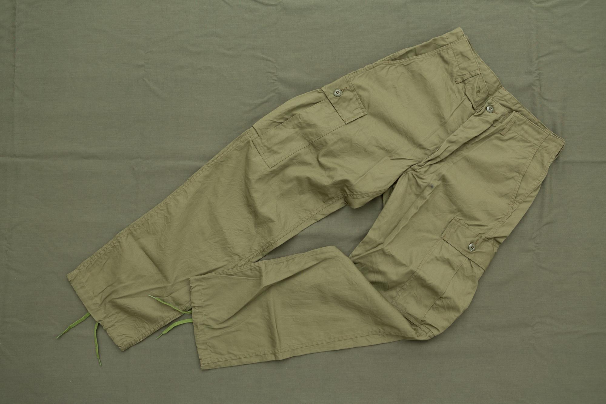 Trousers OG107 Poplin