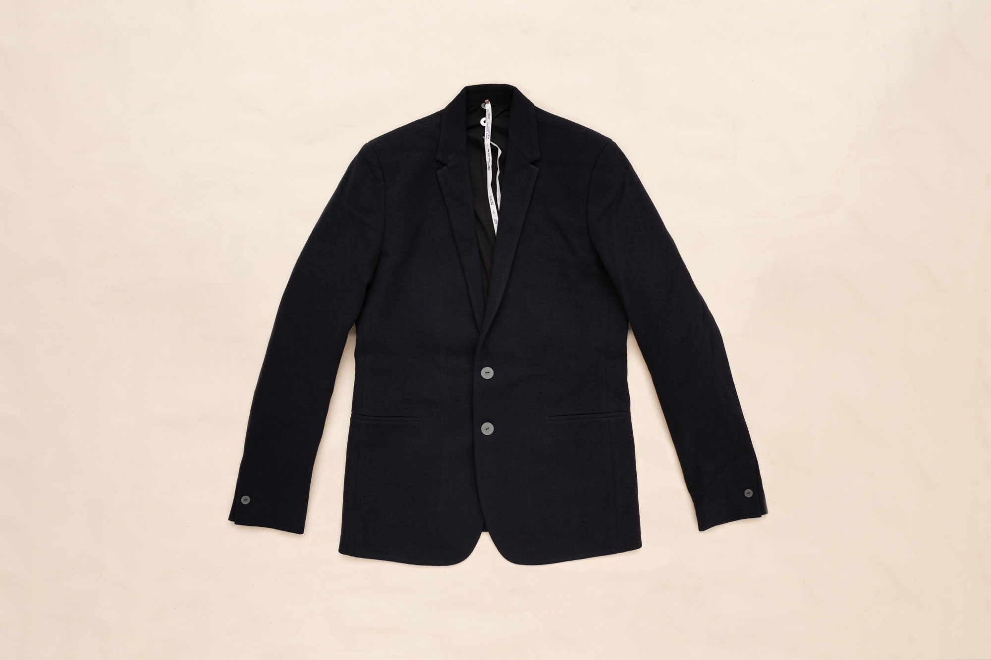SLIM FIT JACKET BY LUCA LAURINI
