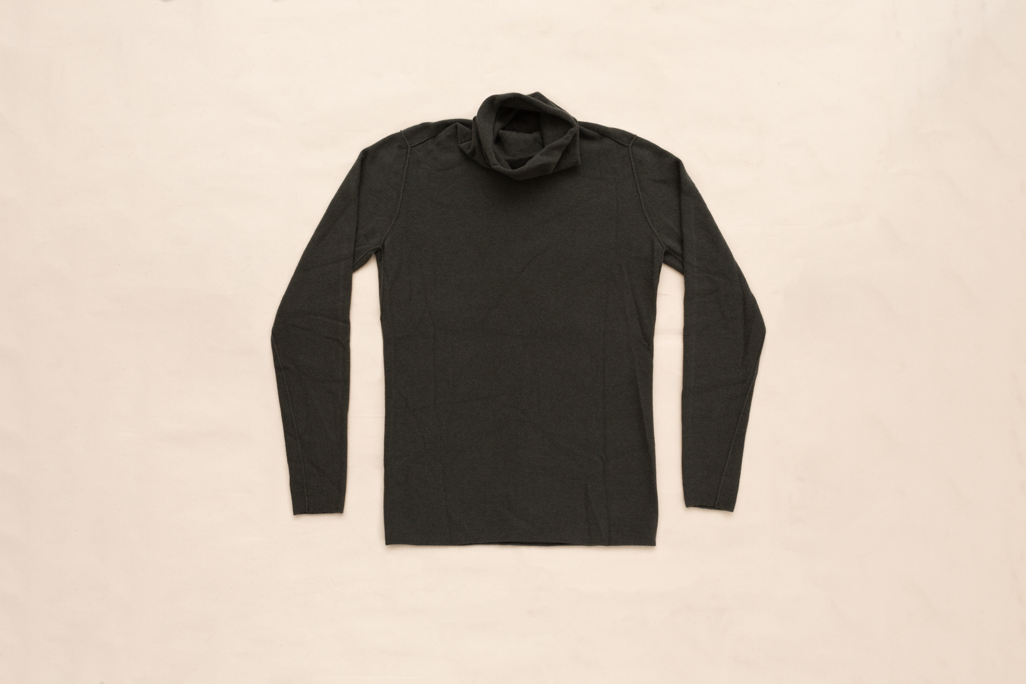 PRIMARY CYLINDRIC NECK SWEATER BY LUCA LAURINI
