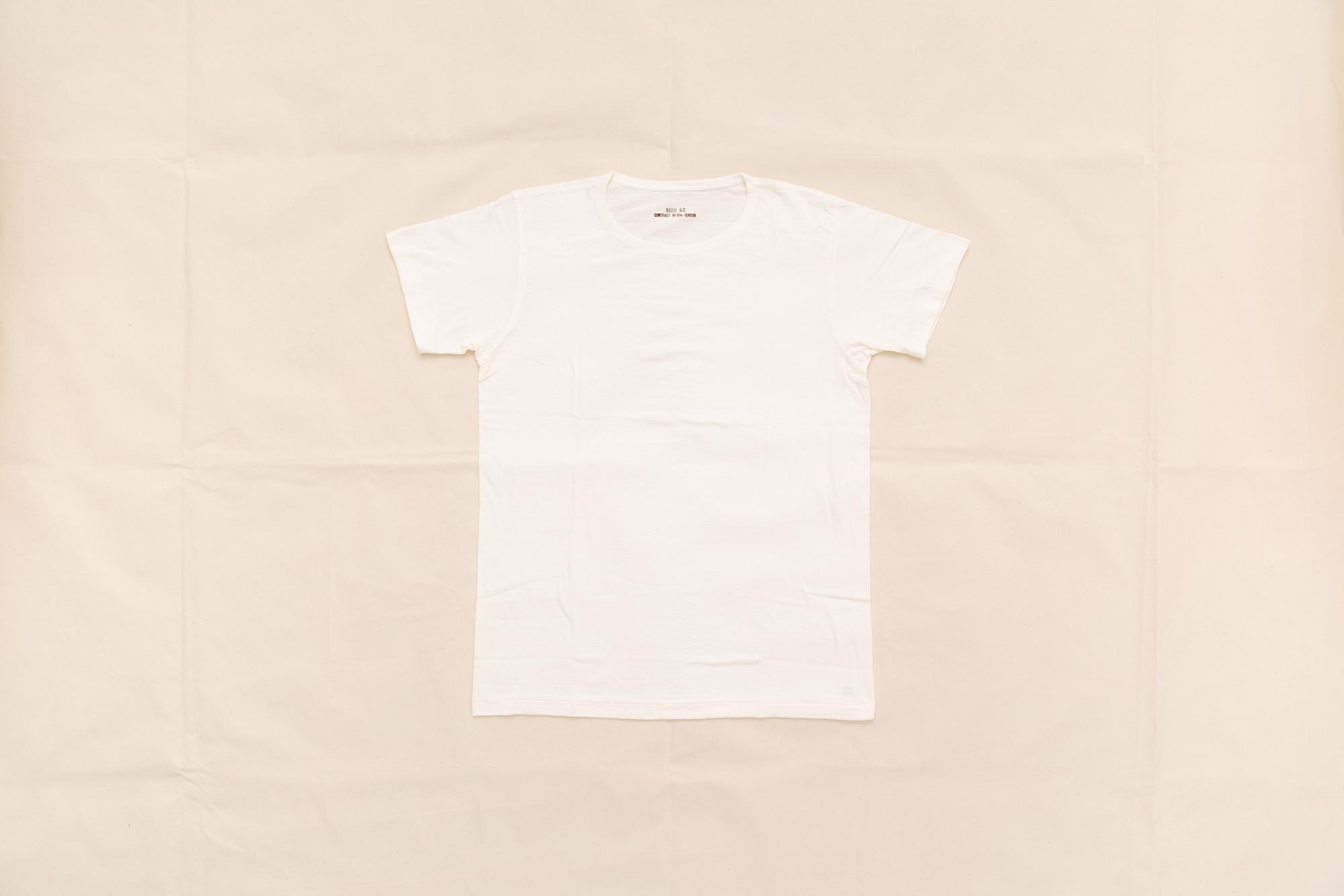 T USN Plain white