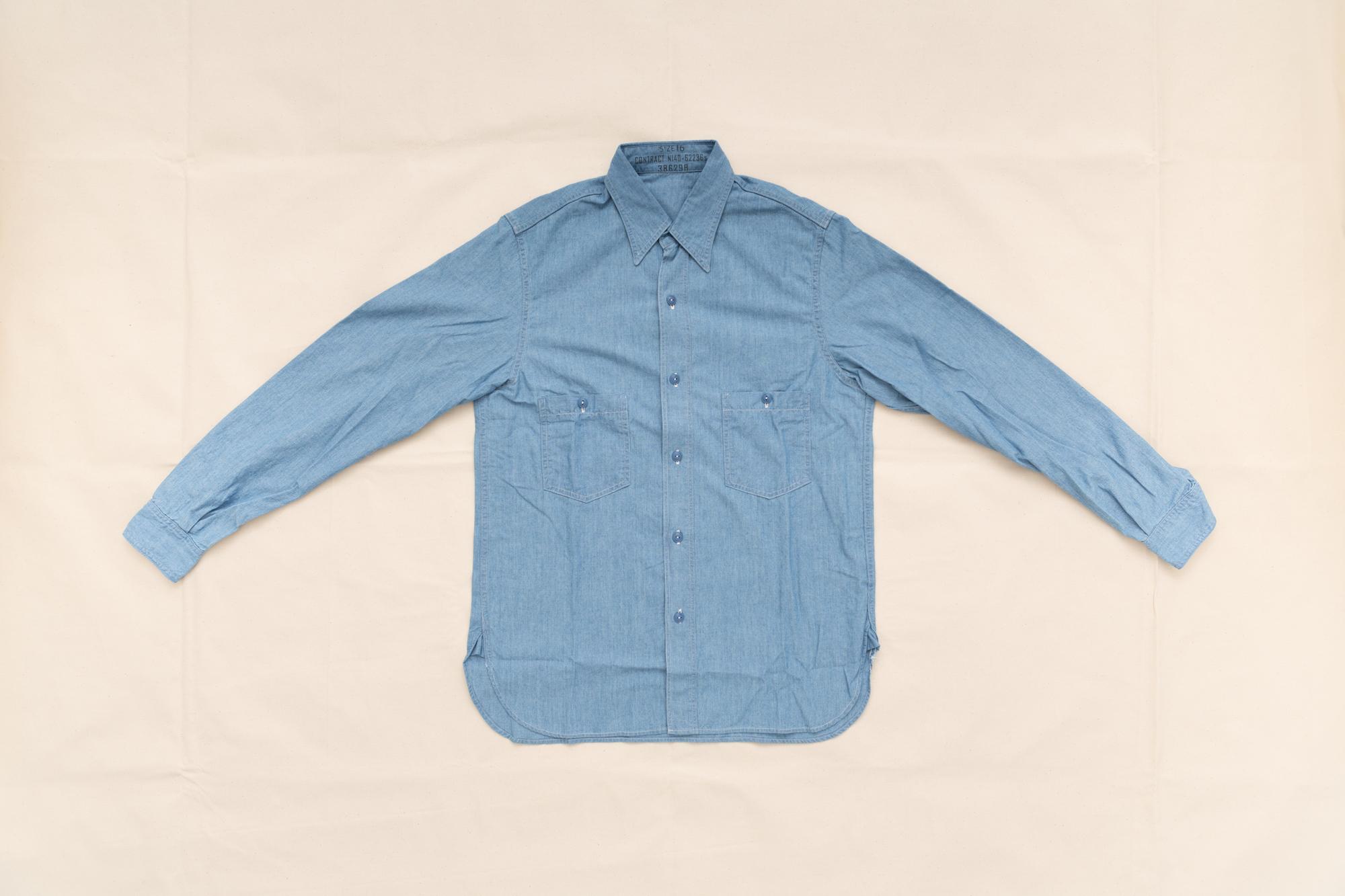 USN Chambray Shirt