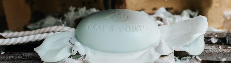 CLAUS PORTO soap in the mold