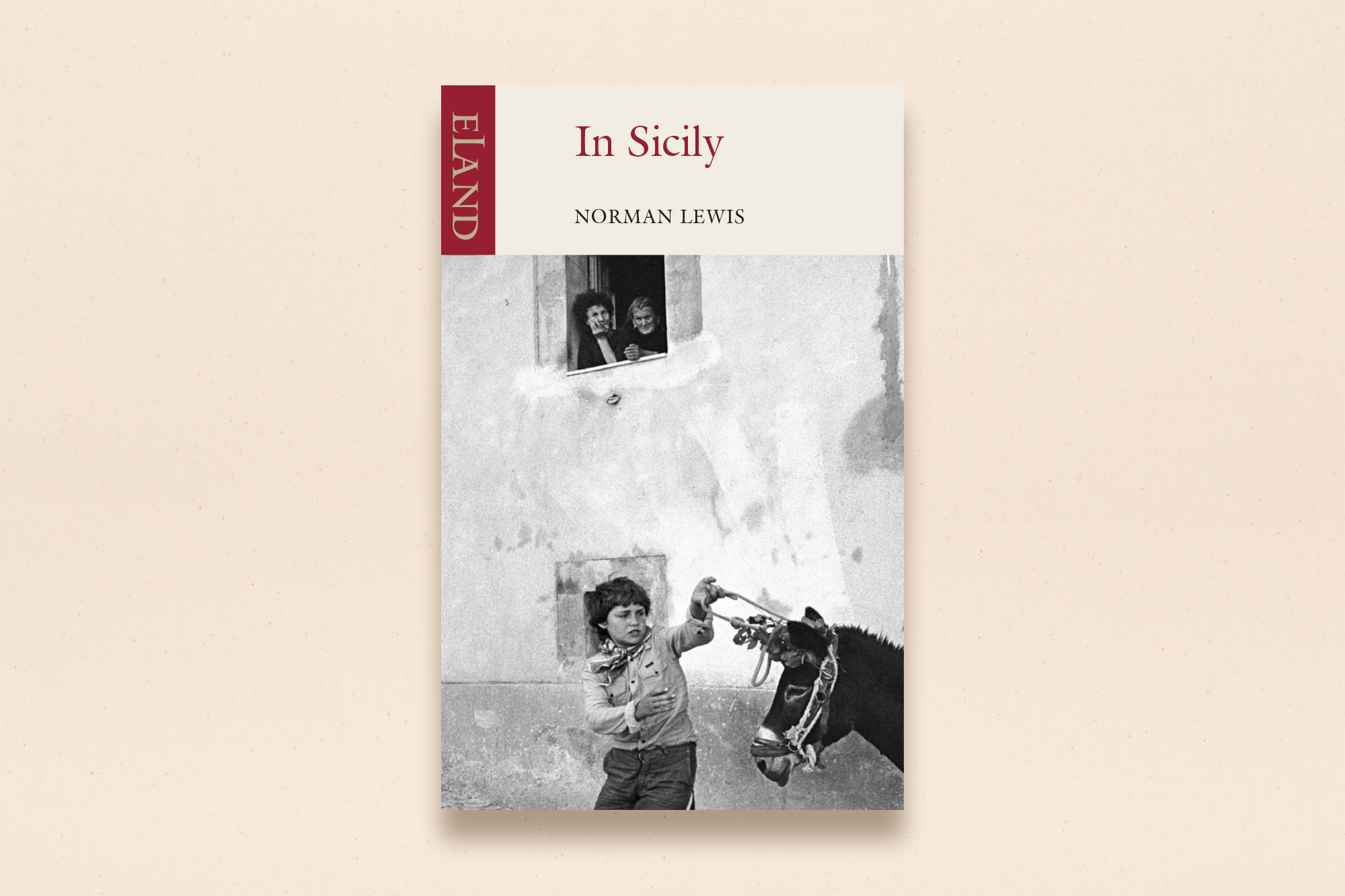 InSicily FrontCover