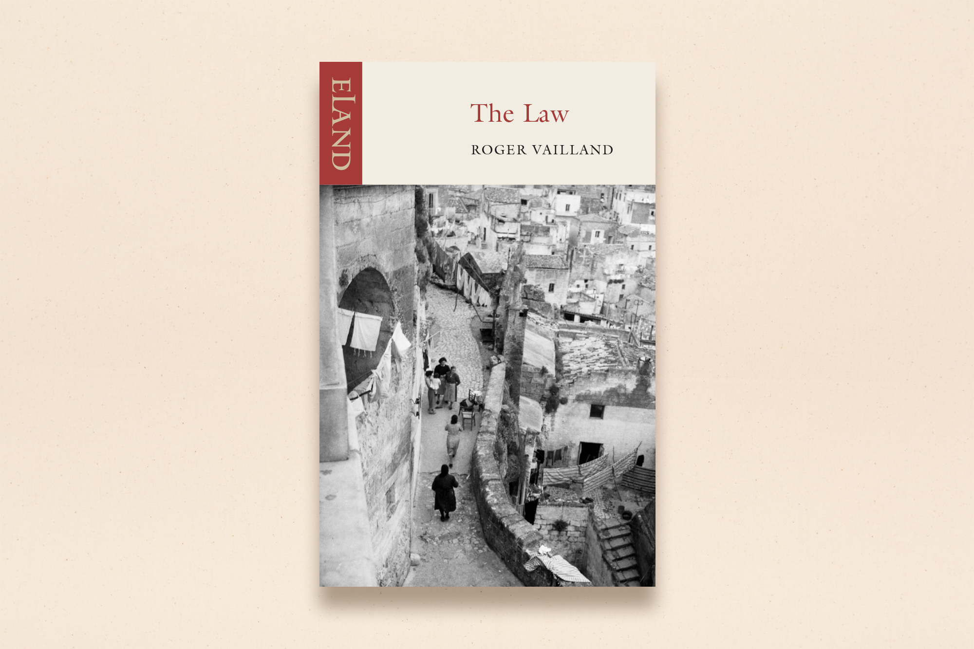 The Law Front Cover-CMYK