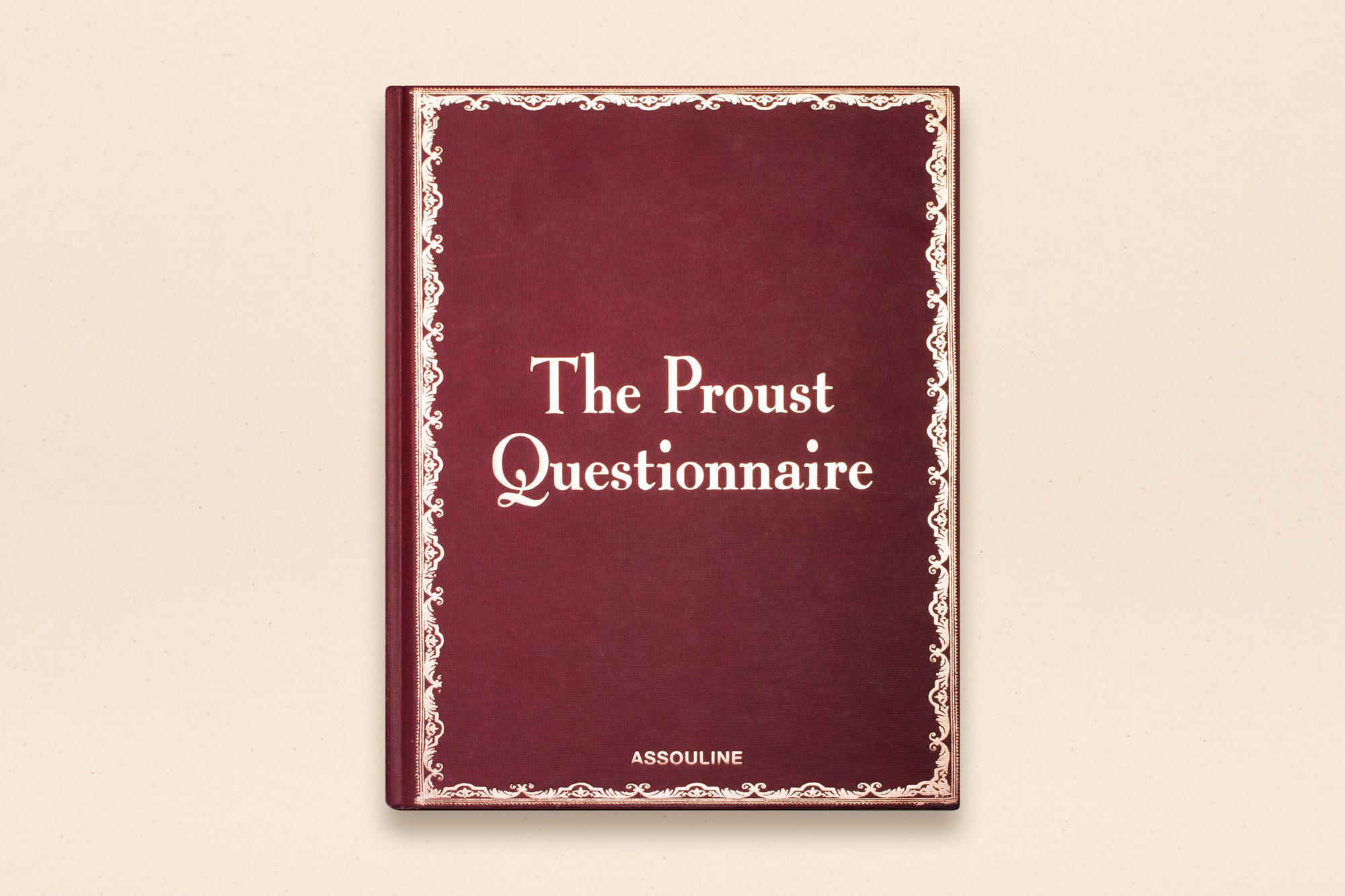 Proust-Questionnaire
