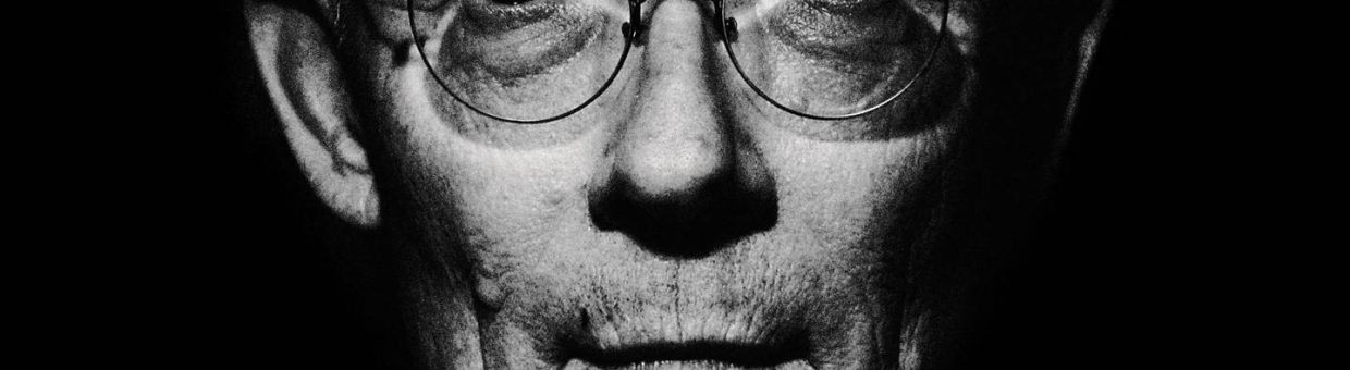William Gibson photograph