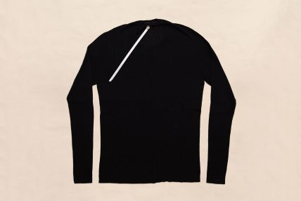 THERMAL CIRCLE NECK SWEATER
