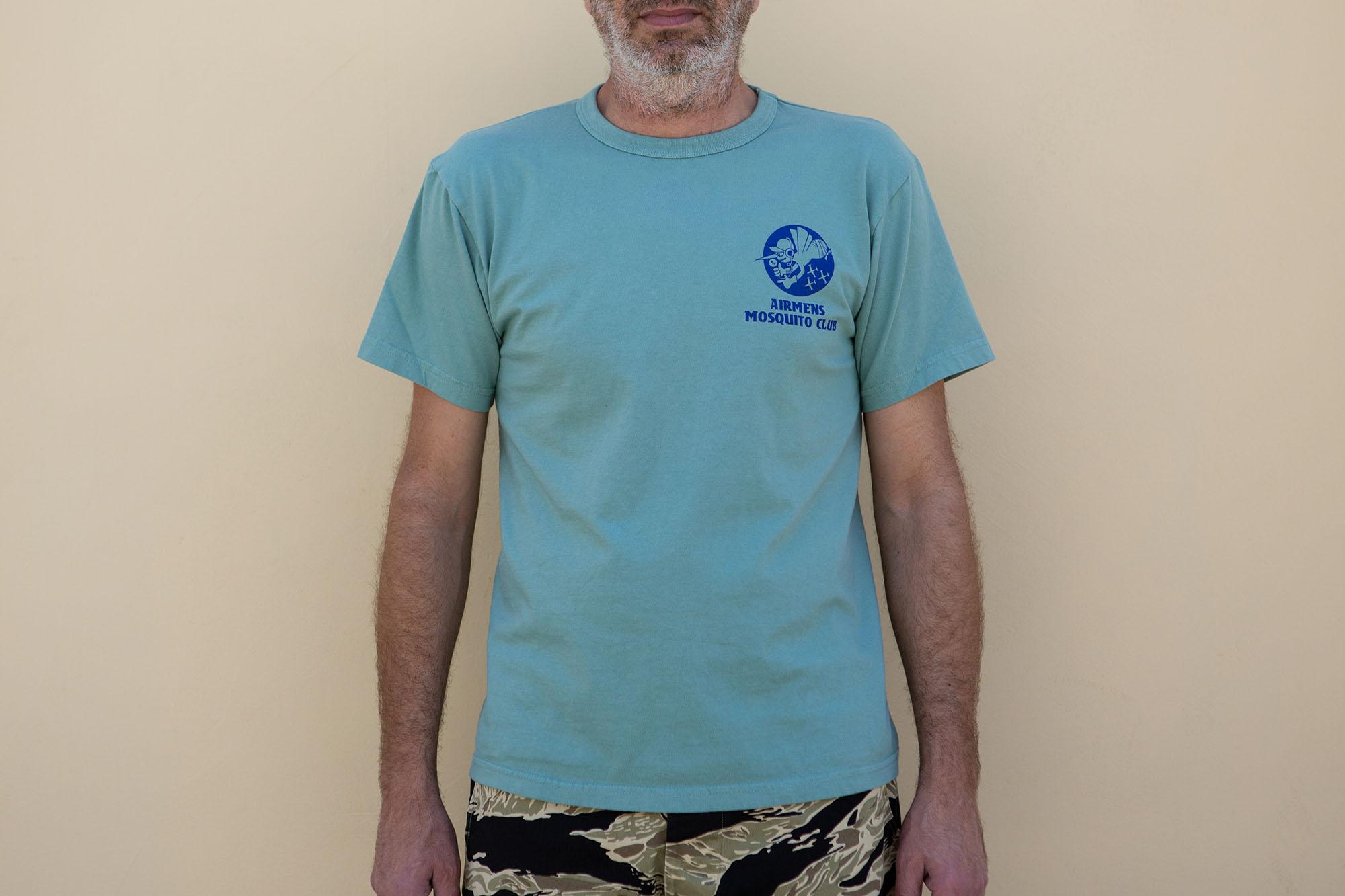 T-Shirt Mosquito Club