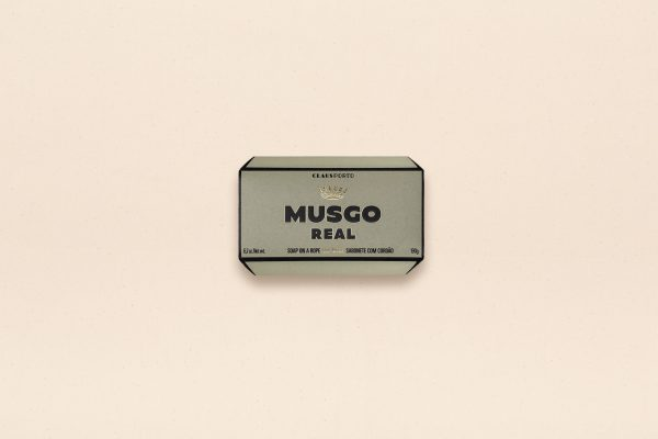 Musgo Real Soap on a Rope Oak Moss